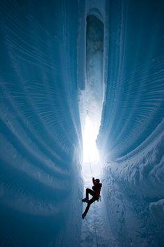Ultimate Adventure Bucket List - Ice Climb Baffin Island, Greenland -- National Geographic