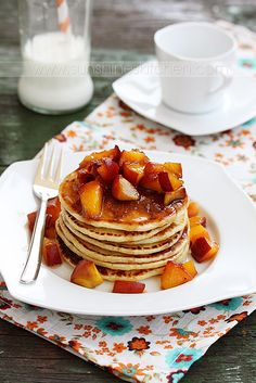 Sunday breakfast by Irina Kupenska, via Flickr