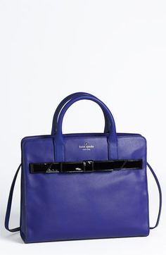 kate spade new york 'rosa' satchel available at Nordstrom.  I want this bag for work!