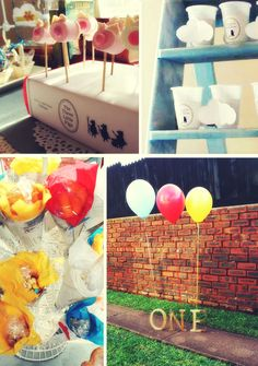 One Upon A Time, Fairytale 1st Birthday Party - Kara's Party Ideas - The Place for All Things Party