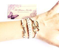 Handmade Bracelets, Facebook, Gold, Jewelry, Jewlery, Jewerly, Schmuck, Jewels, Jewelery
