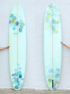 Fabulous surfboard design from Mollusk Surf