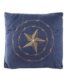 This True Texas Throw Pillow is perfect! #zulilyfinds