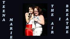 Teena Marie - The Air I Breathe 1994 Lyrics in Info