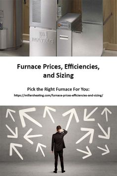 When looking for a new furnace one of the biggest considerations are furnace prices. Furnace prices are determined by efficiency, noise level and size. Noise Levels, Tips, Advice, Hacks