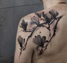 70 Awesome Shoulder Tattoos