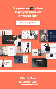 Shopkeeper - eCommerce WP Theme for WooCommerce by getbowtied | ThemeForest