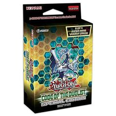 Yu-Gi-Oh! TCG: Code of the Duelist Booster Deck - The Code of the Duelist Special Edition is the ultimate value for Duelists! In addition to 3 booster packs of Code of the Duelist, each box is guaranteed 1 of 2 Super Rare variant cards, PLUS 1 of 2 Super Rare preview cards of non-foil cards from the upcoming Fall 2017 booster set! Each Code of t...