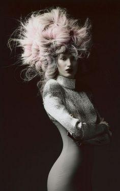 Artistic hairstyles- #hair #hairstyle #hairdressers #artistichair #avantgarde #avantgardehair #handmade #inspiration #hairinspiration