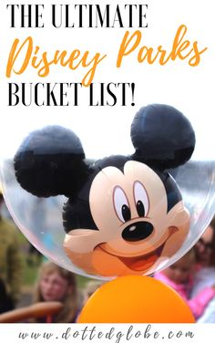 Are you planning a trip to Walt Disney World Orlando or Disneyland Resorts in Anaheim this year and keeping track of a giant Disney bucket list? We have got you covered! Find must do things including meeting the princesses, character dining, Disney autographs, Mickey mouse shaped foods, must-do rides, and more in this epic post #disney #disneytravel #waltdisneyworld #disneyanaheim #disneyparks via @dottedglobe Disney World Planning, Disney World Vacation, Disney Travel, Disney Cruise, Disney Vacations, Travel Usa, Walt Disney World Orlando, Disney Parks, Florida Vacation