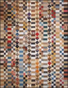 Love this antique quilt, check out @Barbara Acosta Acosta Acosta Acosta Acosta Acosta Brackman @ModaFabrics