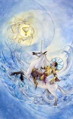 shadowscapes  knight of cups