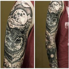 #prawie #rękaw #sowa #wilk #księżyc #mandala #tatuaż #geometry #wolf #owl #tattoo #ornamental #sleeve #inprogress #moon #night #sky #black #blackwork #linework #dotwork #FORMink #BLXCKINK #onlyblacktattoos #onlyblackart #darkartists #blackworkerssubmission #zg #zielonagora #poland