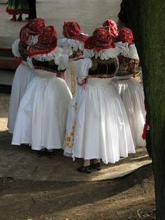 women from Hana region in Moravia -CZ czechrepublic haná morava Costumes Around The World, Folk Costume, People Of The World, Beautiful Patterns, Czech Republic, Europe, Culture, Traditional, Women
