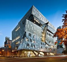 41 Cooper Square by Morphosis in New York, USA