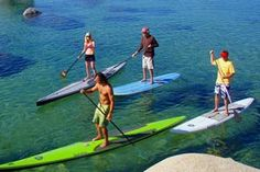 Tahoe Paddle and Oar for SUP