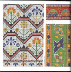 Gallery.ru / Фото #10 - Keresztszemes Kezimunkak (Венгерская вышивка) продолжение - tymannost