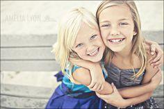 Cute sisters pic