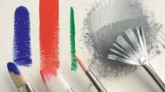 Versatile, vibrant and affordable, acrylics can be painted on almost anything. Discover how to get started with acrylic painting.