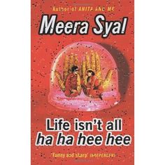 """Meera Syal """"Life Isn't All Ha Ha Hee Hee""""   December 2003"""