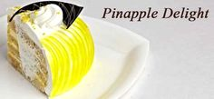 If you're a pineapple lover like me then you'll love this delight....Shockingly simple and incredibly delicious.  For online Purchase cakepark.net or +91-44-4553 5532 #cakeschennai #cakepark #pineapplecake