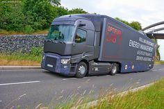 Renault Trucks Optifuel Lab 2: Расход топлива сократился на 22%