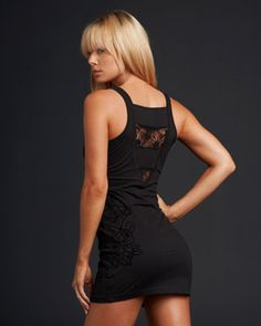 Cute dress by Affliction Clothing