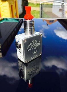 Vape - Vaping - Vaper - Dampfen - Dampfe - e-zigarette - ecig - mechanical Box Mods