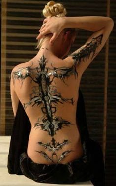 3d tattoos | Those Trendy And Increasingly Popular 3D Tattoos!