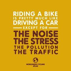 Folding bike travels: Just Ride... | > > G r e e n < < | Pinterest
