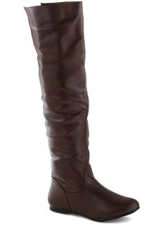 More vegan boot options. brown faux leather boots #vegan shoes.