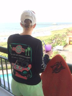 Pursuit of Preppiness Jeep Long Sleeve