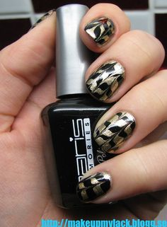 marble nails without water