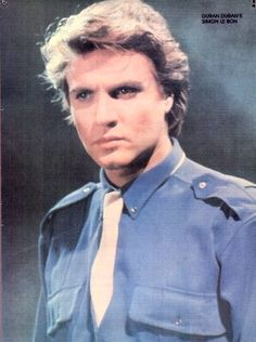 Simon Le Bon - Is There Something I Should Know - smoldering.
