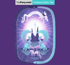 """""""Beyond The Oracle"""" by theGorgonist is available on #TeeFury."""