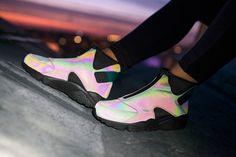 """The Nike Air Huarache Run Mid """"Iridescent"""""""