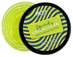 New product July 2013! Squeaky Green Clean Mask! Visit my Perfectly Posh Website www.perfectlyposh.us/3963 :)