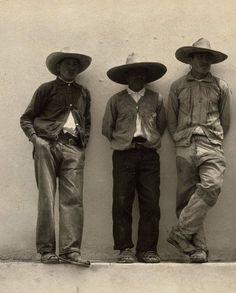 Vintage Mexican denim, love!!