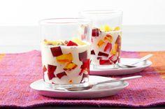 recipe_image Gelatina de tres leches.