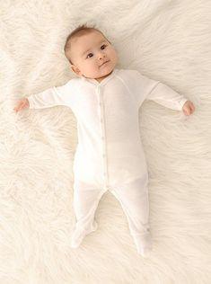 Merino Wool Baby Sleeper