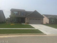 For sale $239,900. 1040 Homestead Drive, Bloomington, IL 61704