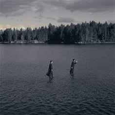 joan fontcuberta | Joan Fontcuberta, Miracle du trekking aquatique, 2002…