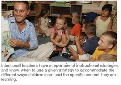 How Do You Help Families to Understand the Benefits of Intentional Teaching?