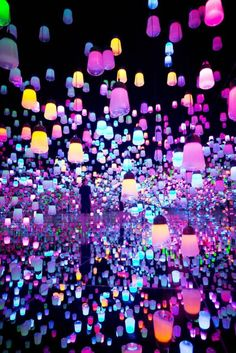 world& largest interactive digital art museum opens in Japan in Tokyo . The world& largest interactive digital art museum opens in Japan in Tokyo . Behance Illustration, Digital Art Illustration, Nature Wallpaper, Wallpaper Backgrounds, Tree Wallpaper, Behance Branding, Tokyo Design, Pretty Wallpapers, Belle Photo