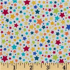 Michael Miller Pierres Famous Traveling Circus Starlettes Multi