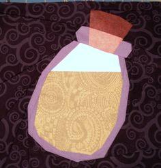 Magic Potion bottle - Legend of Zelda