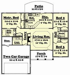 Heritage Boulevard House Plan
