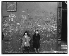 Spanish Harlem, East 100th Street, New York, 1966, Bruce Davidson