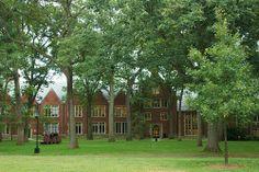 Wellesley College in Massachusetts