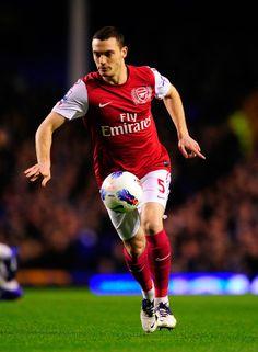 Thomas Vermaelen on Arsenal FC